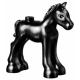 LEGO csikó (Friends), fekete (26466)