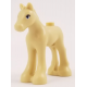 LEGO csikó (Friends), sárgásbarna (34881)