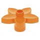 LEGO DUPLO virág, narancssárga (6510)