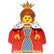 LEGO Királynő minifigura 71011 (col243)