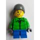 LEGO City fiú gyermek minifigura 60201 (hol128)
