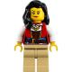 LEGO Ideas (CUUSOO) Lady Anchor/Horgony hölgy minifigura 21322 (idea067)