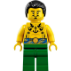 LEGO Ideas (CUUSOO) Tattooga kalóz/matróz minifigura 21322 (idea072)