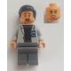 LEGO Jurassic World Dr. Wu minifigura 75939 (jw068)