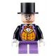 LEGO Super Heroes Penguin minifigura 76158 (sh647)