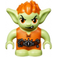 LEGO Elves Barblin kobold minifigura 41182