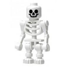 LEGO Castle Csontváz minifigura hajlított karokkal (gen038)