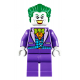 LEGO Super Heroes Joker minifigura 10753 (sh515)