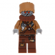 LEGO The LEGO Movie Wiley Fusebot minifigura 71004 (tlm014)