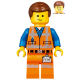 LEGO The LEGO Movie 2 Emmet minifigura 70831 (tlm142)