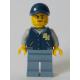LEGO City férfi operatőr minifigura 60233 (cty1044)