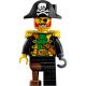 LEGO Ideas (CUUSOO) Vörös szakáll kalózkapitány minifigura 21322 (idea065)