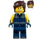 LEGO The LEGO Movie 2 Rex Dangervest minifigura 70826 (tlm112)