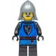 LEGO Castle Black Falcon katona férfi minifigura 31120 (cas554)