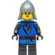 LEGO Castle Black Falcon katona női minifigura 31120 (cas555)