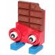 LEGO The LEGO Movie 2. Csokoládé minifigura 70822 (tlm128)