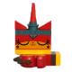 LEGO The LEGO Movie 2. Unikitty Alvó Harcos Kitty minifigura 70831 (tlm147)