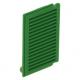 LEGO ablak 1x2x3, zöld (3856)