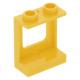 LEGO ablakkeret 1×2×2, sárga (60032)
