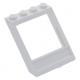 LEGO ablakkeret tetőablak 4×4×3, fehér (60806)