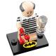 LEGO Batman Film 2 - Alfred Pennyworth vakációja minifigura 71020 (coltlbm2-10)
