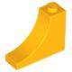 LEGO boltív 1×3×2 fordított, világos narancssárga (18653)