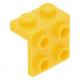 LEGO fordító elem 1 x 2 - 2 x 2, világos narancssárga (44728)