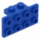 LEGO fordító elem 1×2 - 2×4, kék (93274)