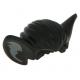 LEGO férfi rövid haj denevér fülekkel, fekete (10891)