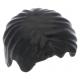 LEGO férfi rövid haj, fekete (62810)