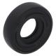 LEGO gumikerék Ø 14mm x 4mm, fekete (59895)