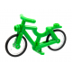 LEGO bicikli kerékpár, világoszöld (73537)