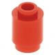 LEGO henger 1x1, piros (3062b)