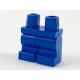 LEGO láb közepes méretű, kék (970cm00/37364)