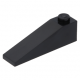LEGO tetőelem 18°-os 4×1, fekete (60477)