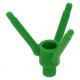 LEGO fű virágszár, zöld (24855)