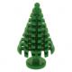 LEGO fenyőfa nagyméretű 4×4×6 2/3, zöld (3471)