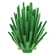 LEGO bokor 2×2×4, zöld (6064)