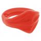 LEGO arcmaszk kendő (bandanna), piros