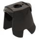LEGO páncél minta nélkül, gyöngyház sötétszürke (2587)