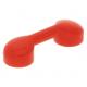 LEGO rúd 1 × 3 telefonkagyló, piros (6190)