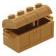 LEGO láda kinyitható 5×2×2, középsötét testszínű (4738ac01)