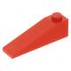 LEGO tetőelem 18°-os 4×1, piros (60477)
